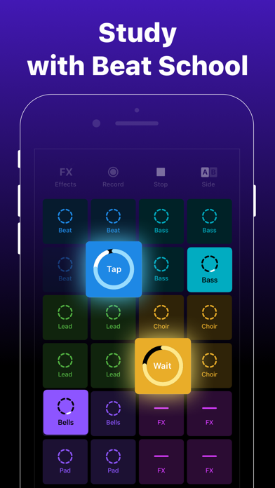 Groovepad - Music & Beat Maker screenshot two