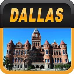 Dallas Offline Map Guide