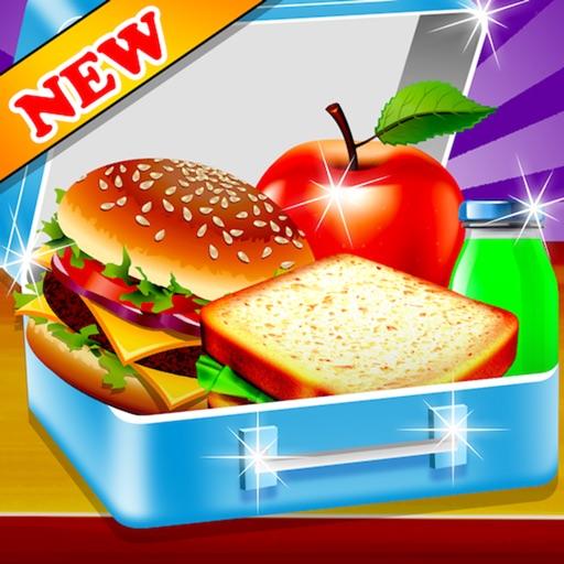 High School Lunchbox Food Chef