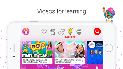 download YouTube Kids apps 3