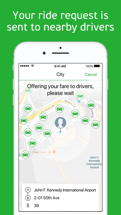 inDriver: Offer your fare