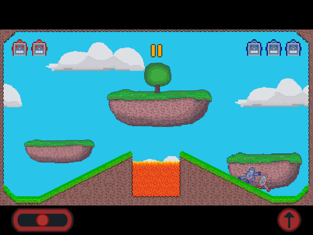 BLIX!, game for IOS