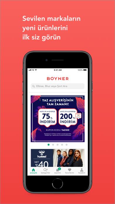 download Boyner indir ücretsiz - windows 8 , 7 veya 10 and Mac Download now