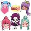 Pastel Girls Emoji Keyboard Reviews
