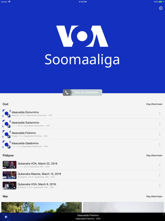 voa somali download