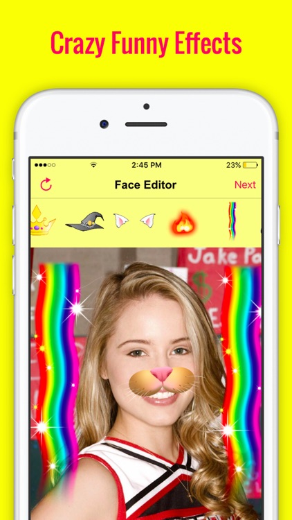 Fun FaceApp Photo Filters screenshot-3