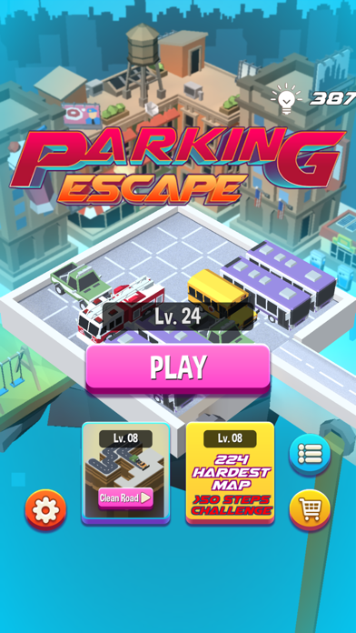Parking Escape Deluxe screenshot two