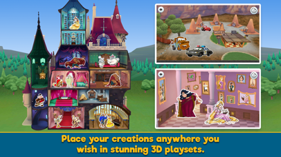 Disney Coloring World screenshot 3