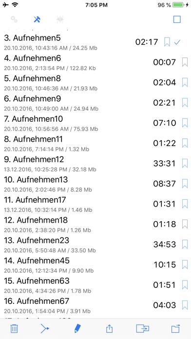 Screenshot for ALON Dictaphone in Austria App Store