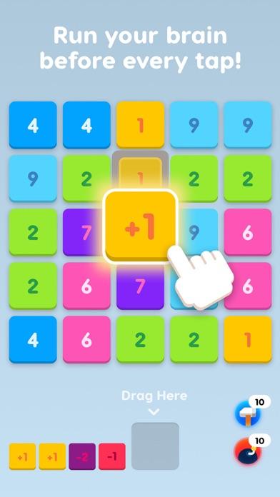 Tap Tap Number- Puzzle Gameのおすすめ画像2