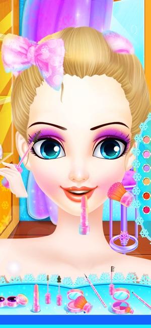 công chúa Trang điểm -Nữ hoàng