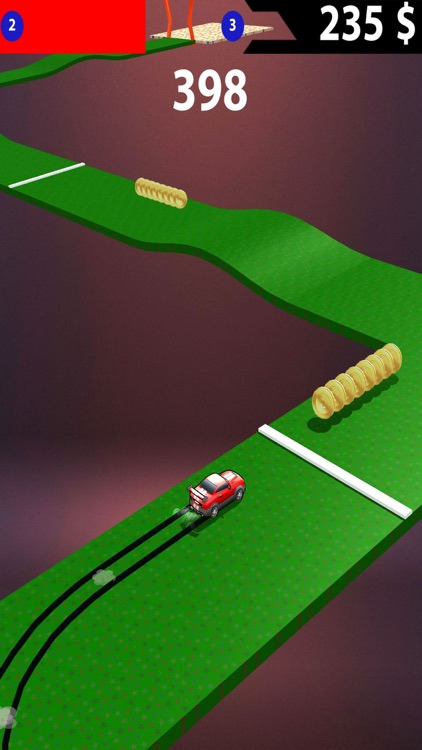 Max Race Line Track