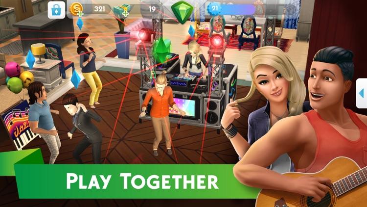 The Sims™ Mobile screenshot-4