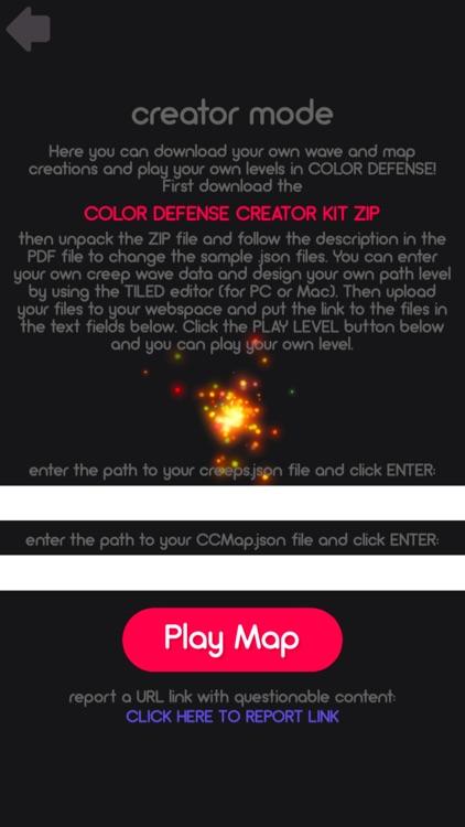 Color Defense - A TD Puzzler screenshot-8
