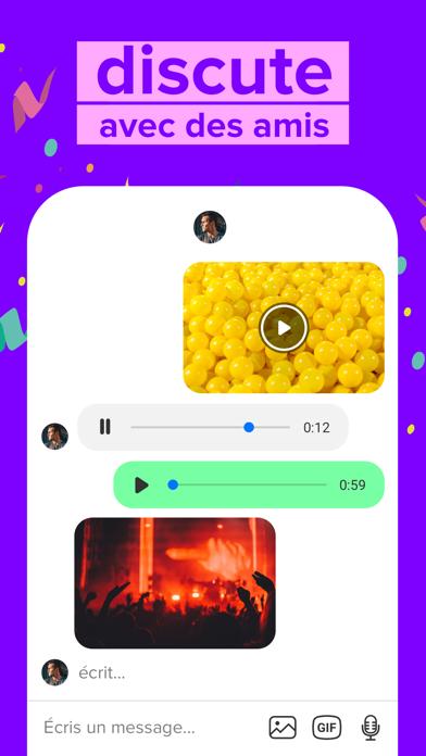 Télécharger F3 – Rencontre des amis, Chat pour Pc