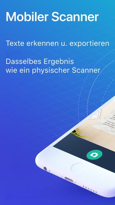 CamScanner+ Pdf ScannerScreenshot von 1