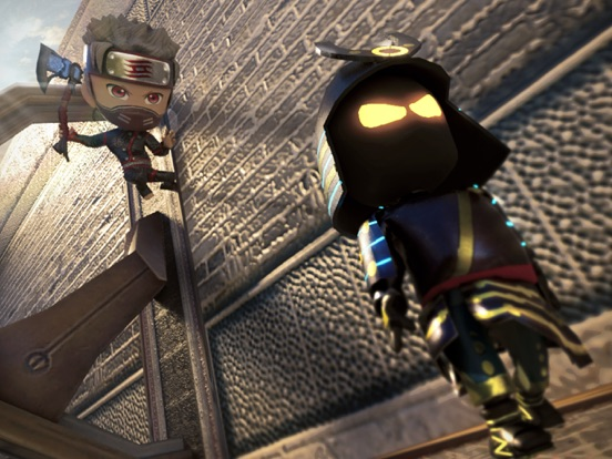 Mini Shadow Ninja Assassin RPG screenshot 7