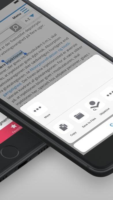 Screenshot for Objektivt in Denmark App Store
