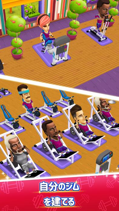 My Gym:フィットネススタジオマネージャー ゲームのスクリーンショット2