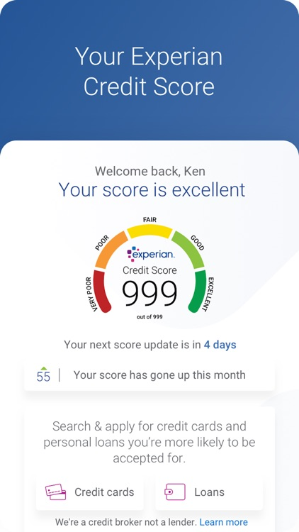 Experian: Credit Score screenshot-0