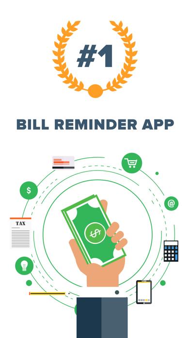 Bill Organizer Screenshot