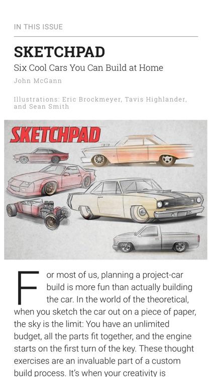 Hot Rod Magazine screenshot-7