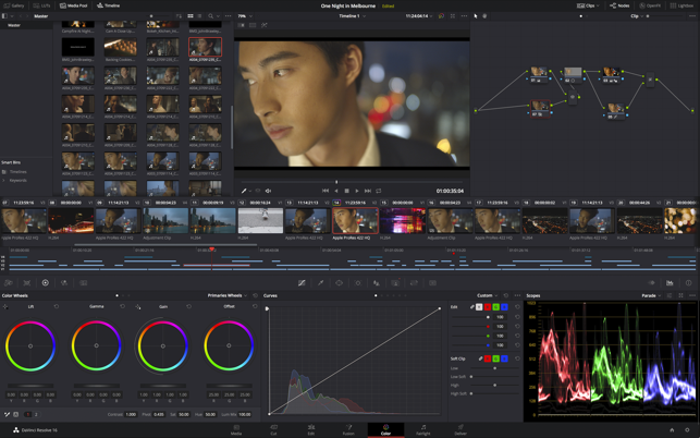 DaVinci Resolve on the Mac App Store
