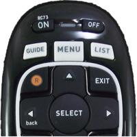 Remote control for DirecTV