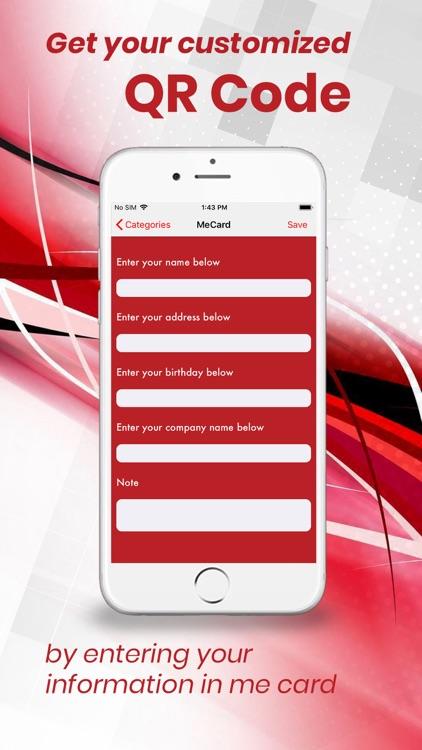 QR Code Scanner - URL screenshot-7