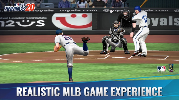 MLB 9 Innings 20 screenshot-1