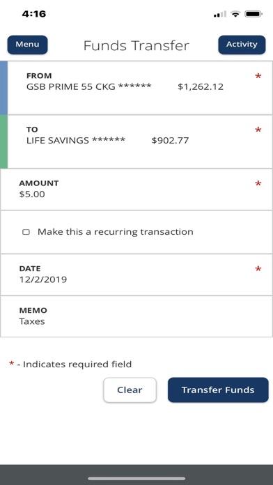 Glenview State BankScreenshot of 4