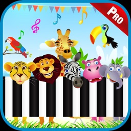 Baby Animal Sounds Piano Pro