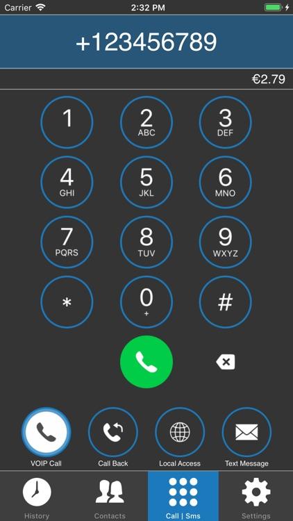 MobileVOIP - Cheap calls screenshot-9