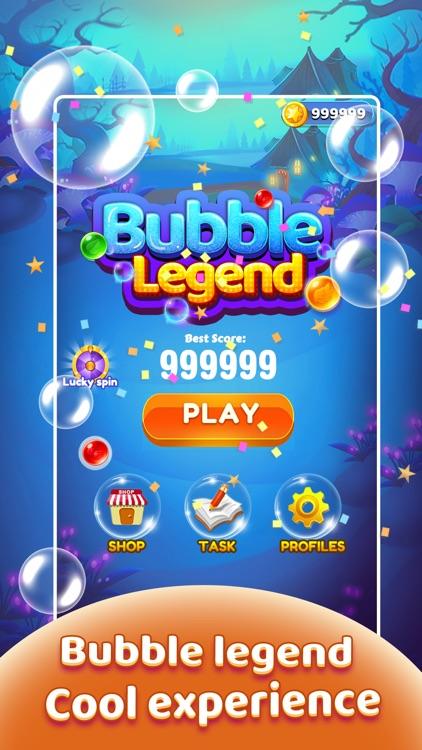Bubble Legend Mania screenshot-3