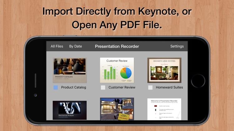 Presentation Recorder Pocket screenshot-3