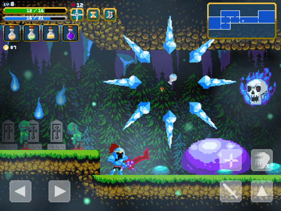 Dead Castle: Prince Sacrifice screenshot 10