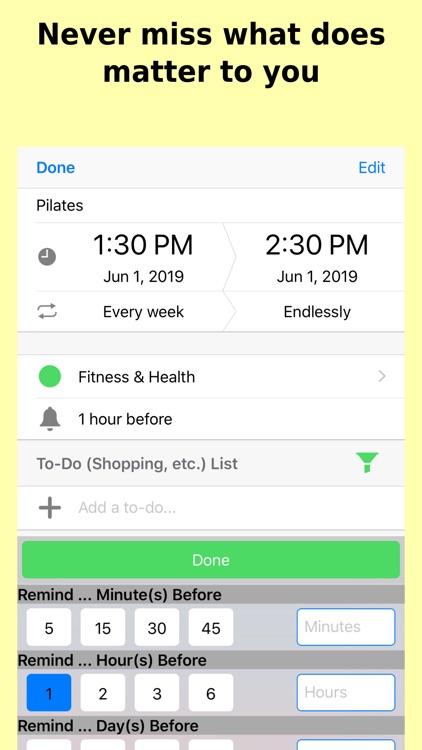 To-Do Calendar: Tasks Planner screenshot-9