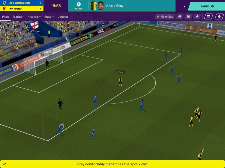 Football Manager 2020 Touch screenshot-6