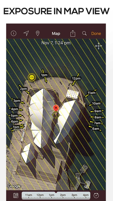 Screenshot for Sun Seeker Sun Tracker Compass in United States App Store