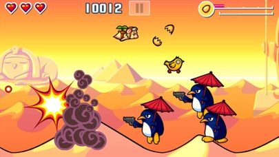 Flying Hamster Screenshot