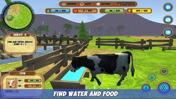 Cow Simulator screenshot-3