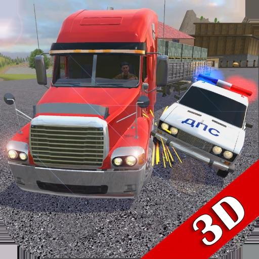 Hard Truck Driver Simulator 3D