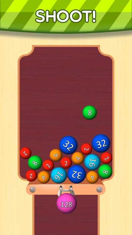 2048 Balls! - Drop the Balls!