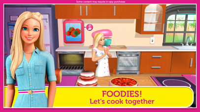 Barbie Dreamhouse Adventures Screenshot