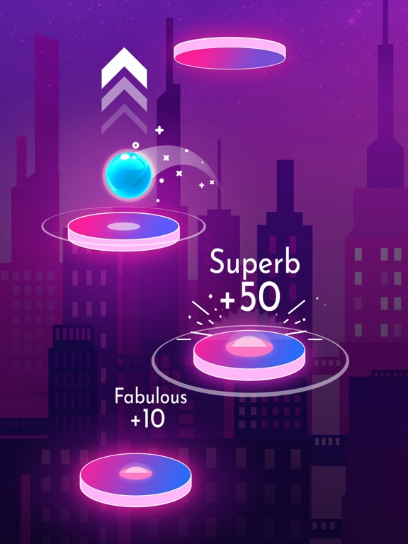iPad Image of Beat Jumper - EDM up!