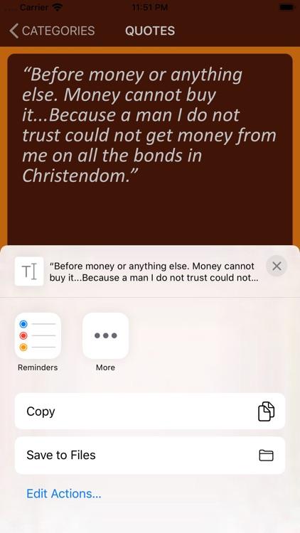J P Morgan Wisdom screenshot-5