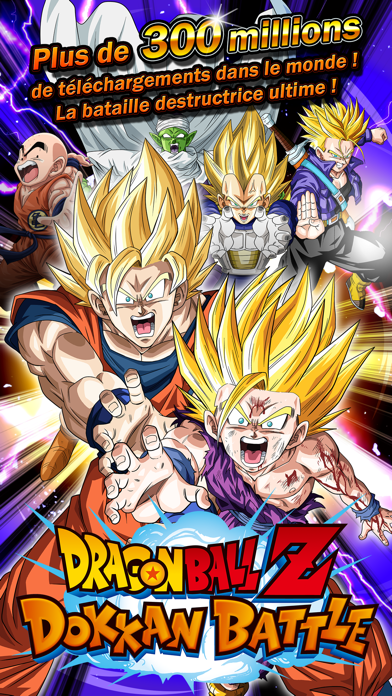 DRAGON BALL Z DOKKAN BATTLE sur pc
