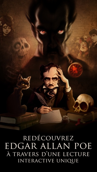 Screenshot #1 pour iPoe Vol. 3  – Edgar Allan Poe