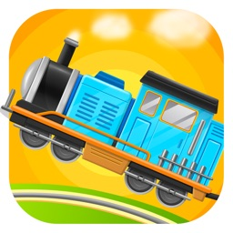 Train Builder - Games for kids