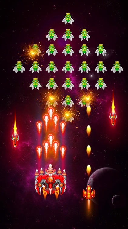 Galaxy Attack: Space Shooter screenshot-7